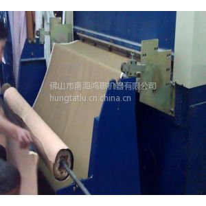 供应自动送料压花机械设备,比滚筒送料压花机更精准,皮革仿皮PVC 牛仔布,绒布平面压花机