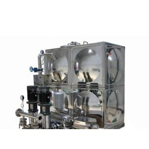 供应箱式节能增压供水设备