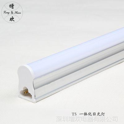 厂家批发T5LED一体化灯管 LED日光灯 6W 9W 14W 16W节能灯管