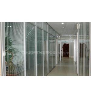 供应玻璃隔断,百叶隔断,铝合金隔断