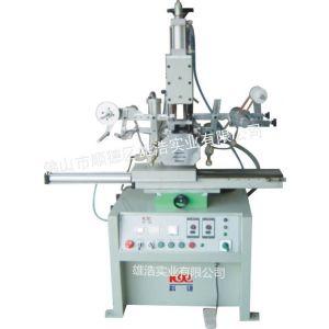 KX-150/150M胶辊式平/曲热转印机