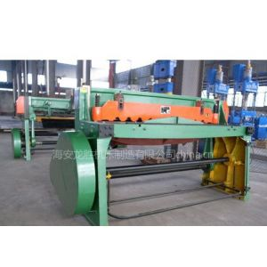 Q11机械电动剪板机-江苏海安龙胜机床厂家直销价格优惠