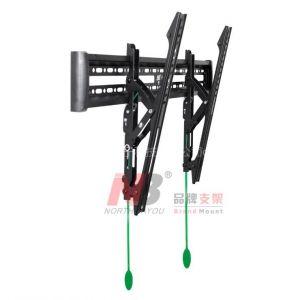 供应LED挂架等离子挂架液晶可调前倾角度电视支架NBC3-T