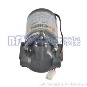 供应微型水泵厂家 400g三角洲泵 家用增压泵 纯水机增压水泵