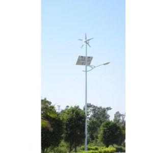 风光互补:风力与太阳能交互集成发电系统绿色环保能源