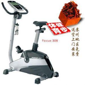 供应常熟健身器材 乔山focus308 立式健身车