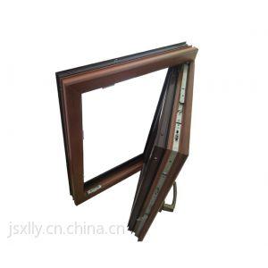 供应LM68系列铝木复合隔热平开窗