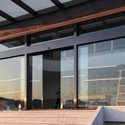 供应专业安装维修深圳龙岗超重型感应自动门 大型商用平移感应门 重型玻璃感应门