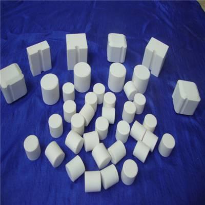 供应供应高铝耐磨瓷柱 高强度92%氧化铝瓷柱 高铝氧化铝92%瓷柱 耐磨陶瓷系列