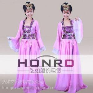供应上海哪里租借影视服装 汉服 清宫服装租借 上海演出服装定做