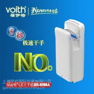 供应杭州/宁波 双面喷气式烘手机 (纳米银,维他命,光触媒,去尘)