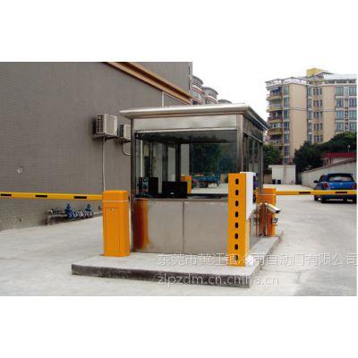 石龙、茶山专业电动门厂商、道闸批发、停车场道闸、遥控道闸系统冷雨LEY道闸厂家