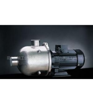 供应杭州南方泵业CHL4-40不锈钢卧式多级离心泵,不锈钢卧式增压泵销售,食品级南方泵销售