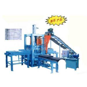 供应遵化砌块砖机 砌块成型机 切块砖机