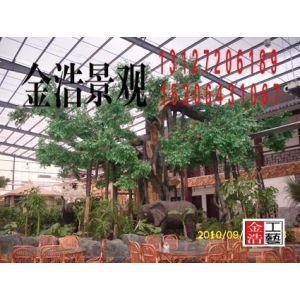 供应枣庄生态餐厅设计施工