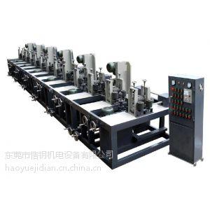 供应悎钥HY——1603六工位全自动方管抛光机