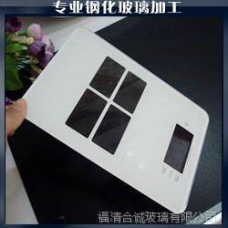 【东莞玻璃厂加工玻璃】防爆钢化玻璃、电子称面板玻璃可丝印