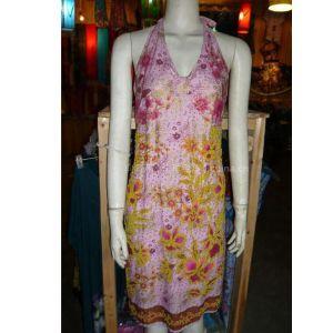 供应手工绣珠的具有民族风格连衣裙1083