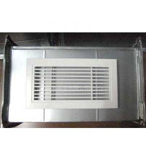 供应铝合金风口/矩形散流器/宽边方形散流器