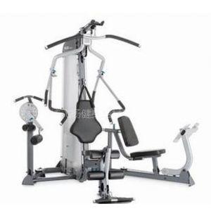 供应美国必确3.15多功能综合力量训练器原装进口健身器材设备承接健身房工程
