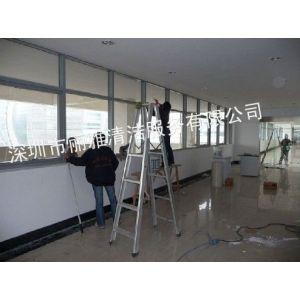 供应深圳别墅 酒店 写字楼公司日常保洁装修后开荒清洁