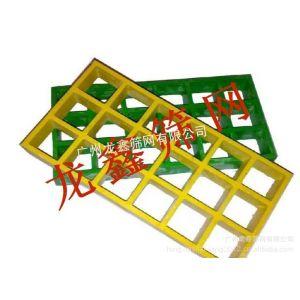供应定做加工各种尺寸玻璃钢格栅板  热镀锌钢格板