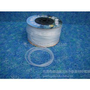 供应透明小气管/鱼池或鱼缸用/气泵配件