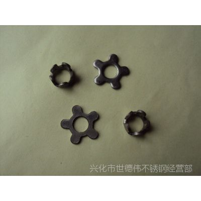 本厂供应不锈钢螺母,平垫圈,弹簧垫圈,密封件,开口平垫