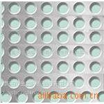 304不锈钢冲孔筛板网孔板定做316L圆孔筛板