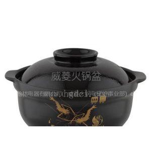 供应导磁豪华火锅陶瓷锅