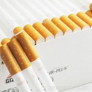 供应正品原装进口金字塔空烟管200支装 拉烟器空烟筒 电动卷烟器专用