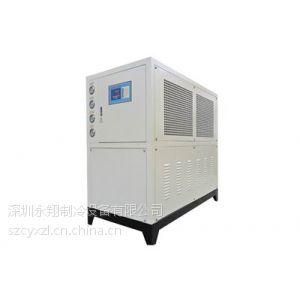 供应【电镀】10HP风冷式冷水机-10P冷水机
