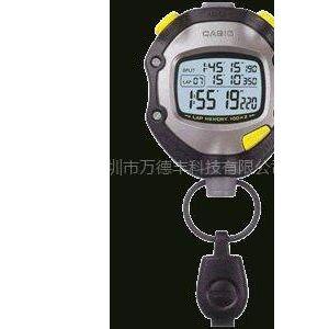 桂林供应卡西欧HS-70W-1DF进口秒表 HS-70W电子计步器