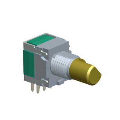 供应厂家直销RE10优质增量式旋转编码器带按压开关