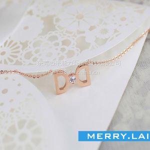 供应韩版时尚饰品 来自星星的你项链 明星同款项链