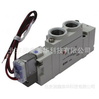 供应SMC各式电磁阀 阀体SY7120-5DZD-02 , 5端口24V直流1/4in