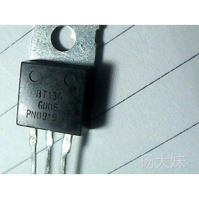 拆机可控硅管,BT136-600