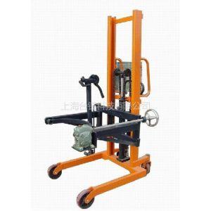 供应上海500公斤手推液压倒桶秤 液压油桶称价格