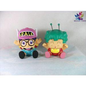供应动漫主题玩偶公仔 卡通造型公仔 企业吉祥物塑胶公仔 厂家加工定制