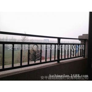 供应专业销售 热镀锌钢阳台防护栏 阳台组装式栏杆护栏