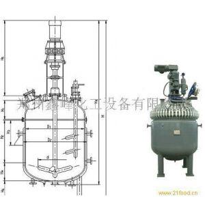 供应钛钢反应釜  反应罐