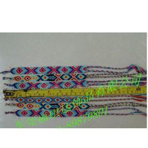 供应东莞编织手链饰品生产加工