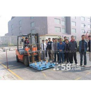 供应叉车培训考证年审上海松江区合力3吨内燃教练车