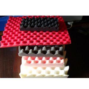 供应波浪海绵 鸡蛋海绵 蜂窝海绵 波峰泡棉 凹凸型海绵 产品包装绵