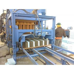 供应聚苯泡沫颗粒夹芯砖机|自保温混凝土砌块生产线设备 福帆机械