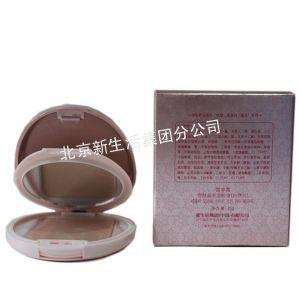 供应雪非雪悦颜晶采湿粉饼(自然白) 正品 北京