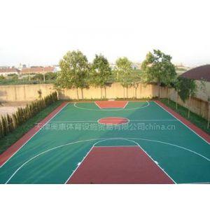 供应天津丙烯酸网球场施工方案