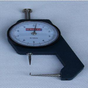 供应供应弯尖头测厚仪0-10/20*0.1mm 测厚规 测厚表 测量厚度仪器