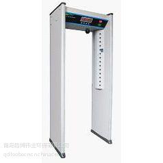 供应两广地区医院用的LB-G03A智能型门式人体测温仪