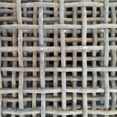 呈吉专业生产耐磨筛网方孔筛沙石钢丝网编织轧花网筛砂石筛石子采矿